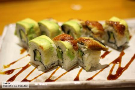 Si te gusta el sushi , entra