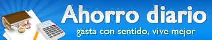 Ahorro Diario, cuida tu bolsillo en WeblogSL