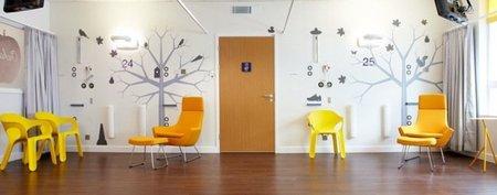 El diseño al servicio de la salud: decoración de hospitales