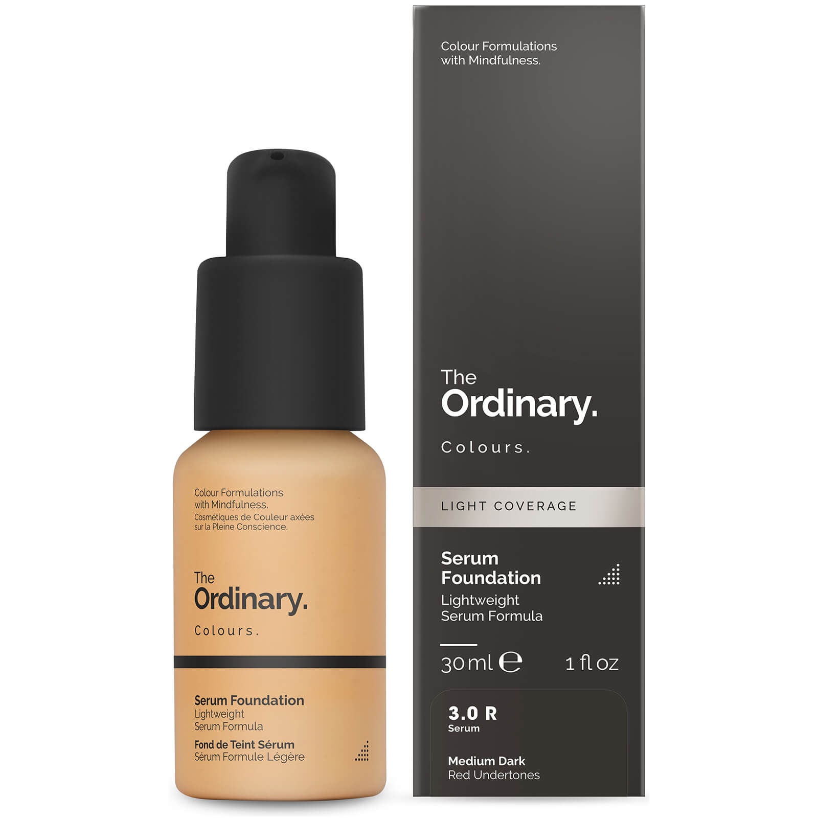 Base de maquillaje sérum con SPF 15 de The Ordinary Colours
