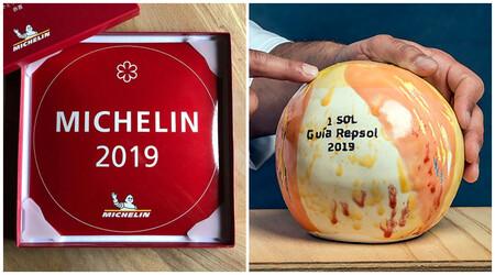 Michelin vs. Repsol: en qué se diferencian las estrellas y los soles (y qué tipo de restaurantes premia cada guía)