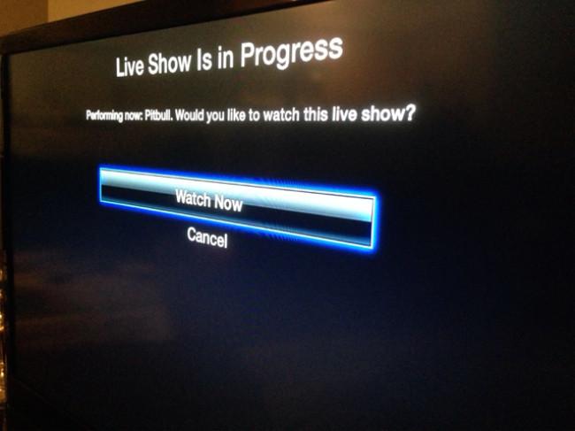 El SXSW nos da la pista de posibles notificaciones en el AppleTV