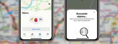 """La beta 3 de iOS 14.5 activa """"Objetos"""" en la app Buscar, permite decidir la app de música predeterminada y más"""