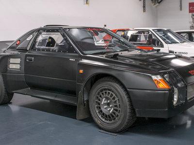 Esta es la historia del Toyota 222D, el prometedor WRC del Grupo S que no llegó a nacer