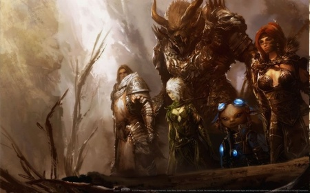 Más de 11.000 cuentas de 'Guild Wars 2' han sido hackeadas, según datos ofrecidos por NCsoft