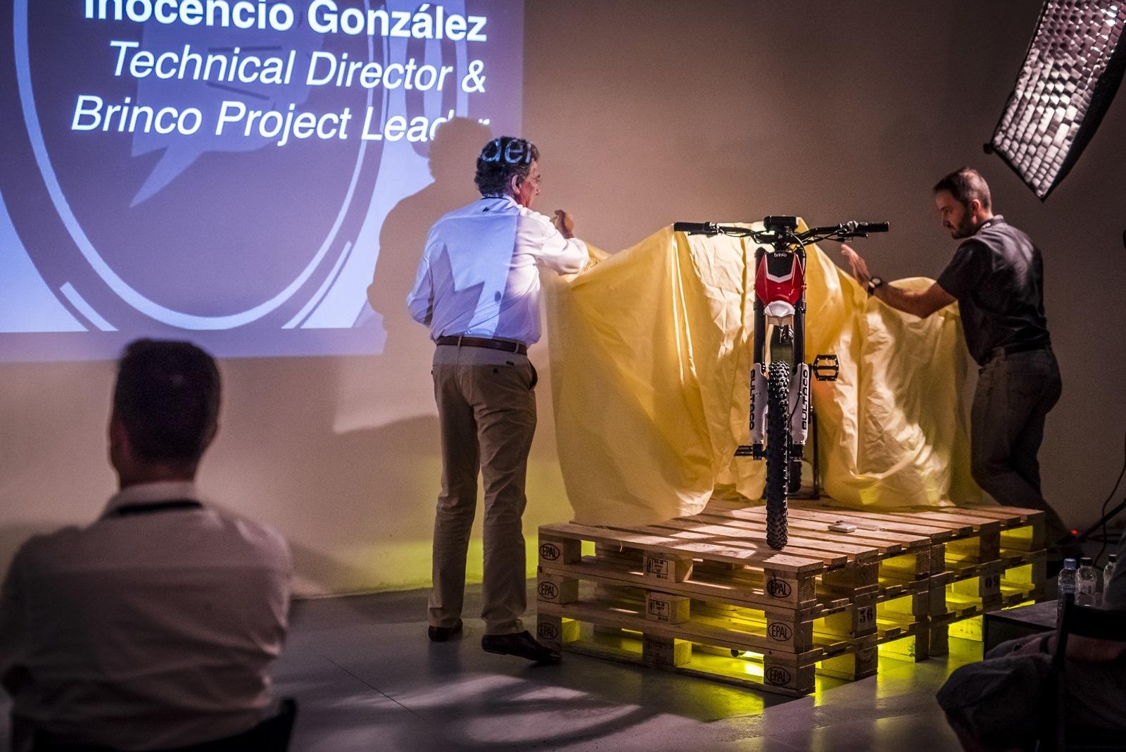 Foto de Bultaco Brinco, presentación (16/30)