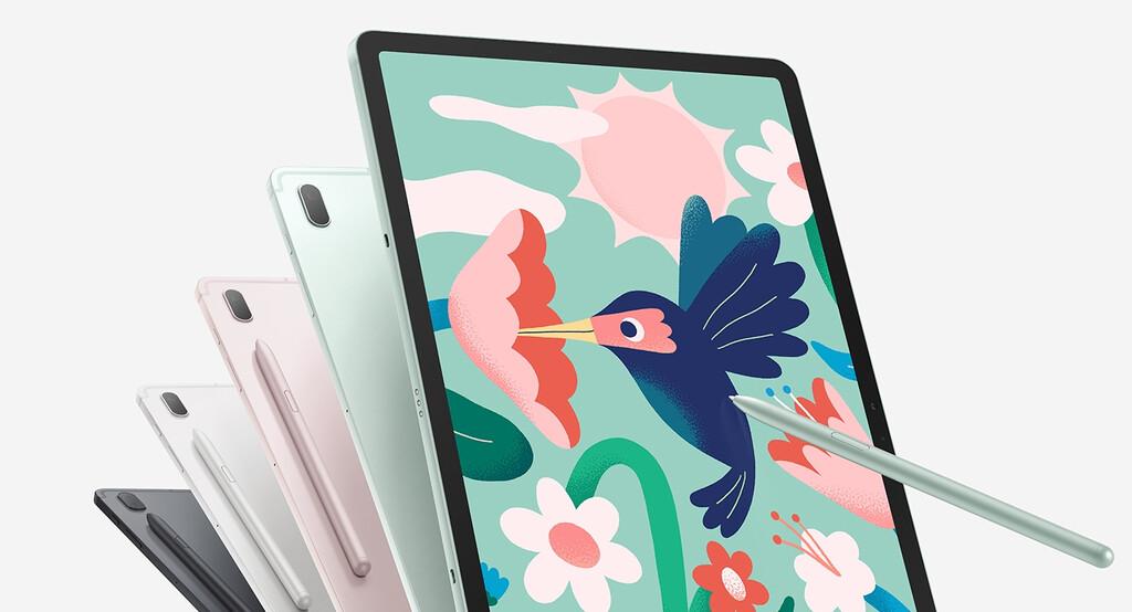 Samsung Galaxy Tab S7 FE 5G: la tablet