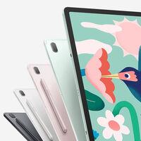 """Samsung Galaxy Tab S7 FE 5G: la tablet """"para fans"""" de Samsung tiene una enorme pantalla y es compatible con el S-Pen"""