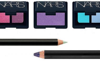 NARS y los colores neon para nuestros ojos