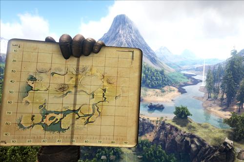 Encuentra todos los recursos de ARK: Survival Evolved, crea y sobrevive a la vez