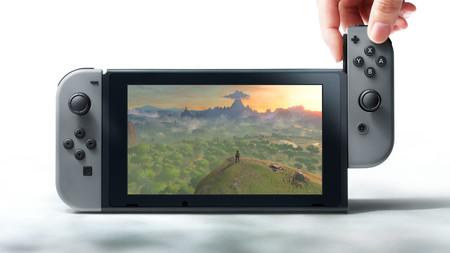 La revolución de Nintendo Switch explicada en 13 GIF