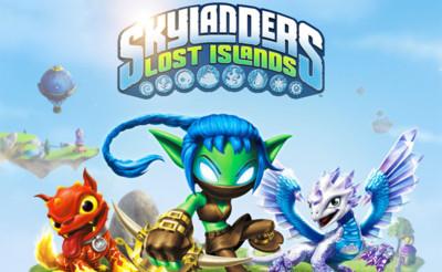 Skylanders Lost Islands ya disponible para Android