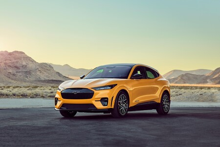 Ford Mustang Mach-E GT Performance Edition, el SUV eléctrico adquiere una dosis extra de vitaminas