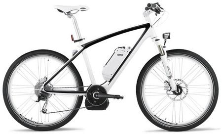 Cruise E-bike, la bicicleta eléctrica de BMW