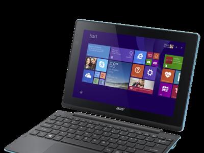 Tablet convertible Acer Aspire Switch 10E por 249 euros y envío gratis