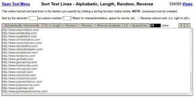 Text Mechanic: hazle lo que quieras a tu texto plano