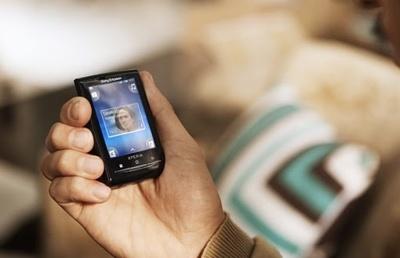 Sony Ericsson Xperia X10, una familia completa