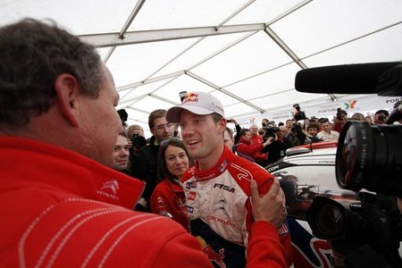 Se enfrían las conversaciones entre Sébastien Ogier y Ford