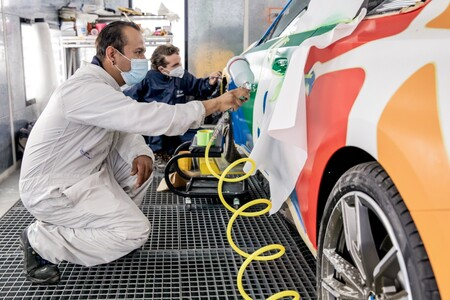 Bmw Serie 2 Coupe 2022 Art Car 6
