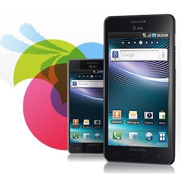 Samsung Infuse 4G es todo pantalla y delgadez