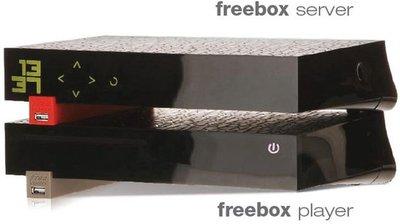 Freebox Revolution: router, reproductor Blu-Ray 3D, centro multimedia con juegos... Lo tiene todo