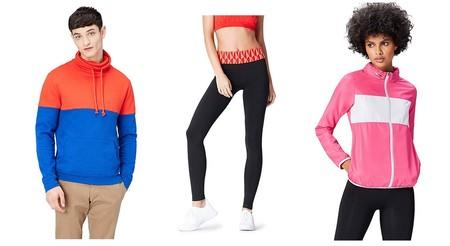 primer nivel renombre mundial última tecnología 40% de descuento en ropa deportiva en Amazon en la marca ...