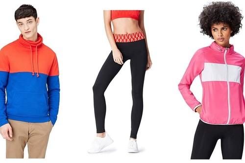 40% de descuento en ropa deportiva en Amazon en la marca ActiveWear. Selección de 9 prendas rebajadas para hombre y mujer