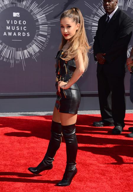 Ariana Grande  quiere ser mayor
