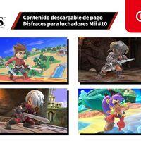 Dante, Shantae, Lloyd Irving y el Sangre de Dragón también se unirán a Super Smash Bros. Ultimate en forma de trajes para los Mii
