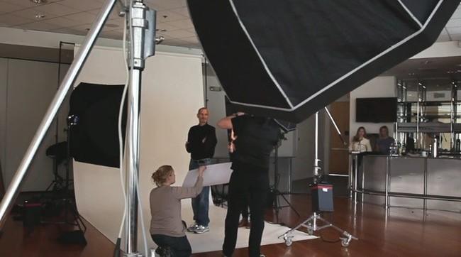 Sesion fotos steve jobs time