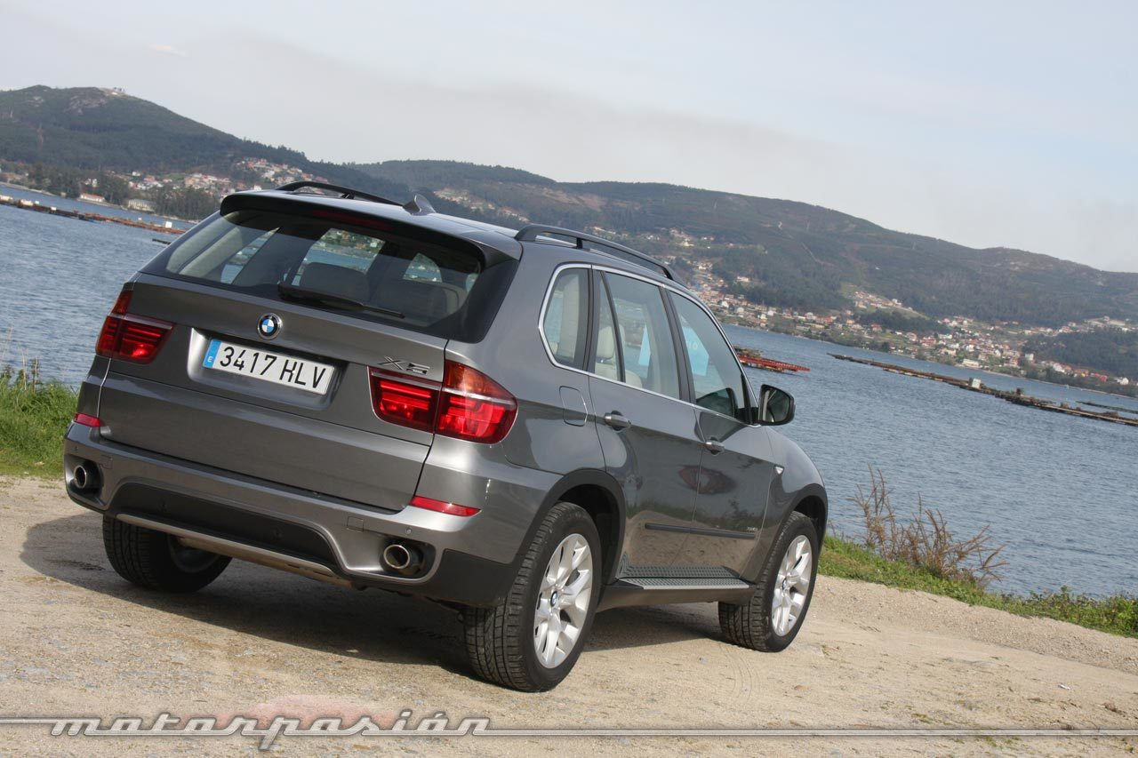 Foto de BMW X5 4.0d xDrive (prueba) (28/48)