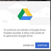 Files Go: así puedes hacer una copia de seguridad en Google Drive de cualquier archivo