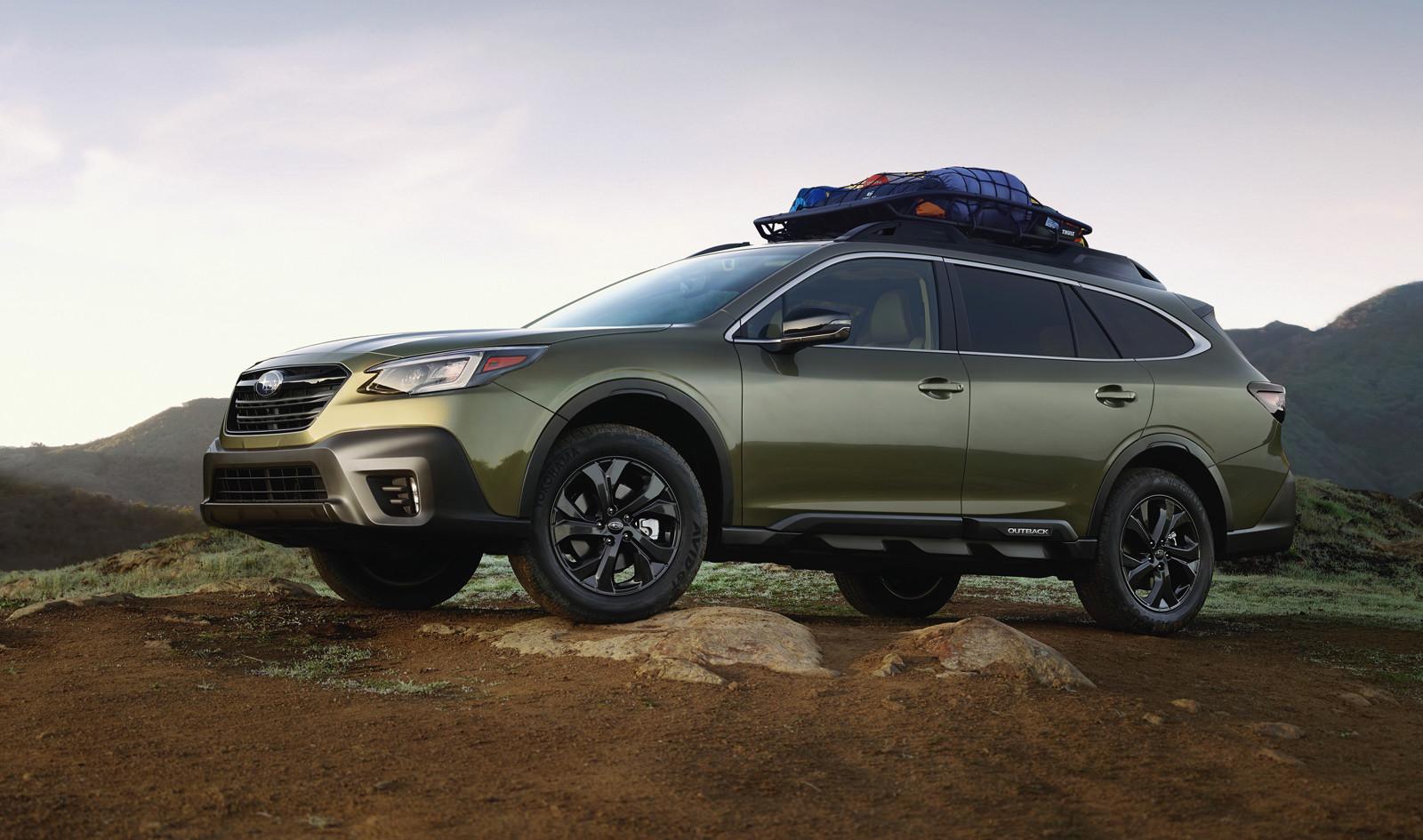 Foto de Subaru Outback 2019 (1/26)