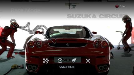 Nuevas imágenes de 'Gran Turismo 5: Prologue', descargable en Octubre