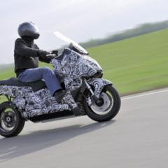 Foto 1 de 5 de la galería bmw-e-scooter en Motorpasión