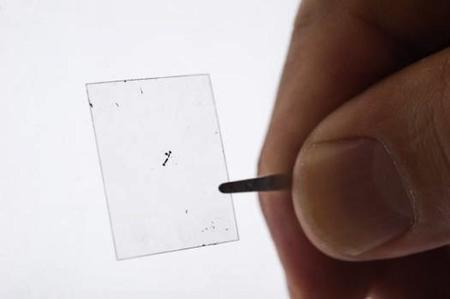 El generador eléctrico más pequeño y delgado del mundo