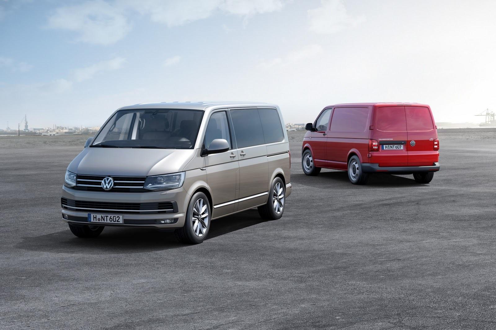 Foto de Volkswagen T6 (3/12)