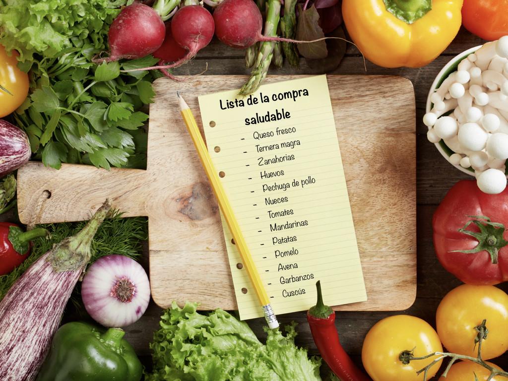 recetas keto y lista de compras