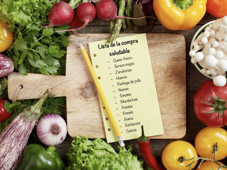 Lista de cosas para hacer dieta