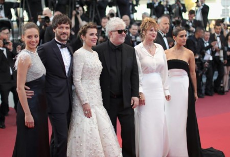 Almodovar Red Carpet Cannes 2016