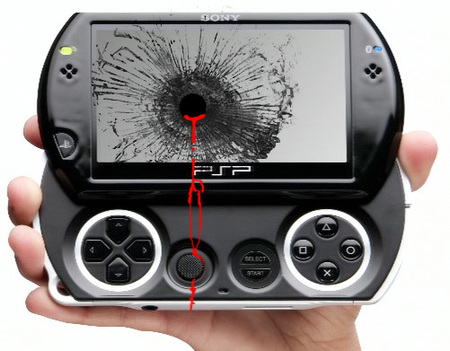 """PSP Go está muerta antes de nacer."" Las grandes superficies amenazan..."