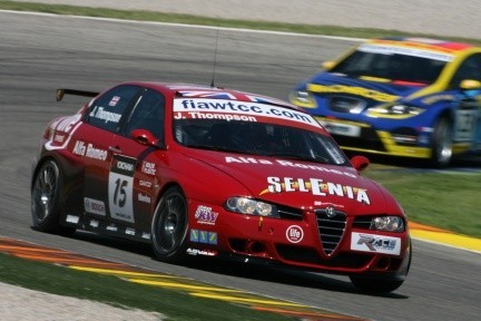Doblete para Alfa Romeo en Cheste