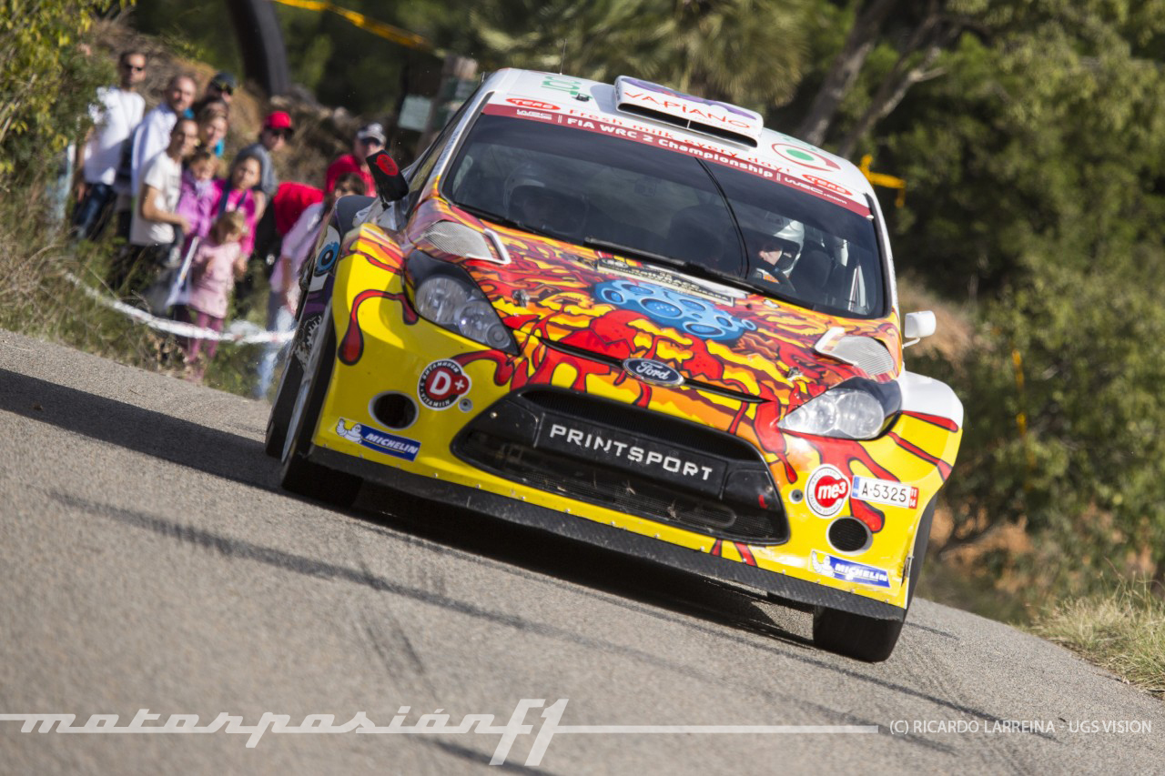 Foto de WRC - Rally de Catalunya 2014 (303/370)