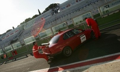 Alfa 156 N.Technology