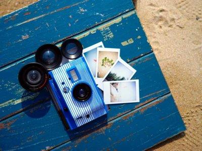 Lomo'Instant San Sebastián. La instantánea de Lomography, ahora en los colores más molones para el verano