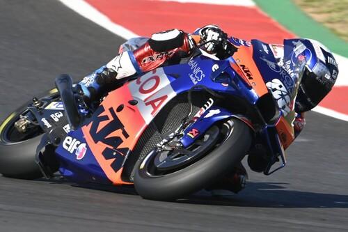 ¡Às armas! Miguel Oliveira tira de experiencia para hacer la primera pole de MotoGP en Portimao