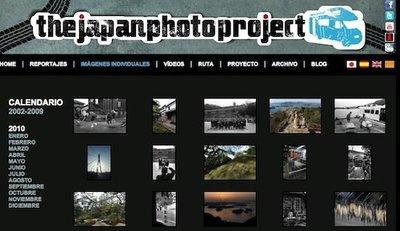 The Japan Photo Project, Japón en imágenes