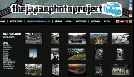 The Japan Photo Project, Japón en imágenes