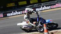 Mauno Hermunen hace triplete en el GP de Suiza de Supermotard