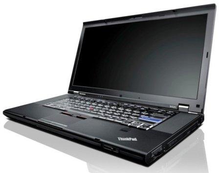 Lenovo W520, el ThinkPad para los que buscan gran potencia
